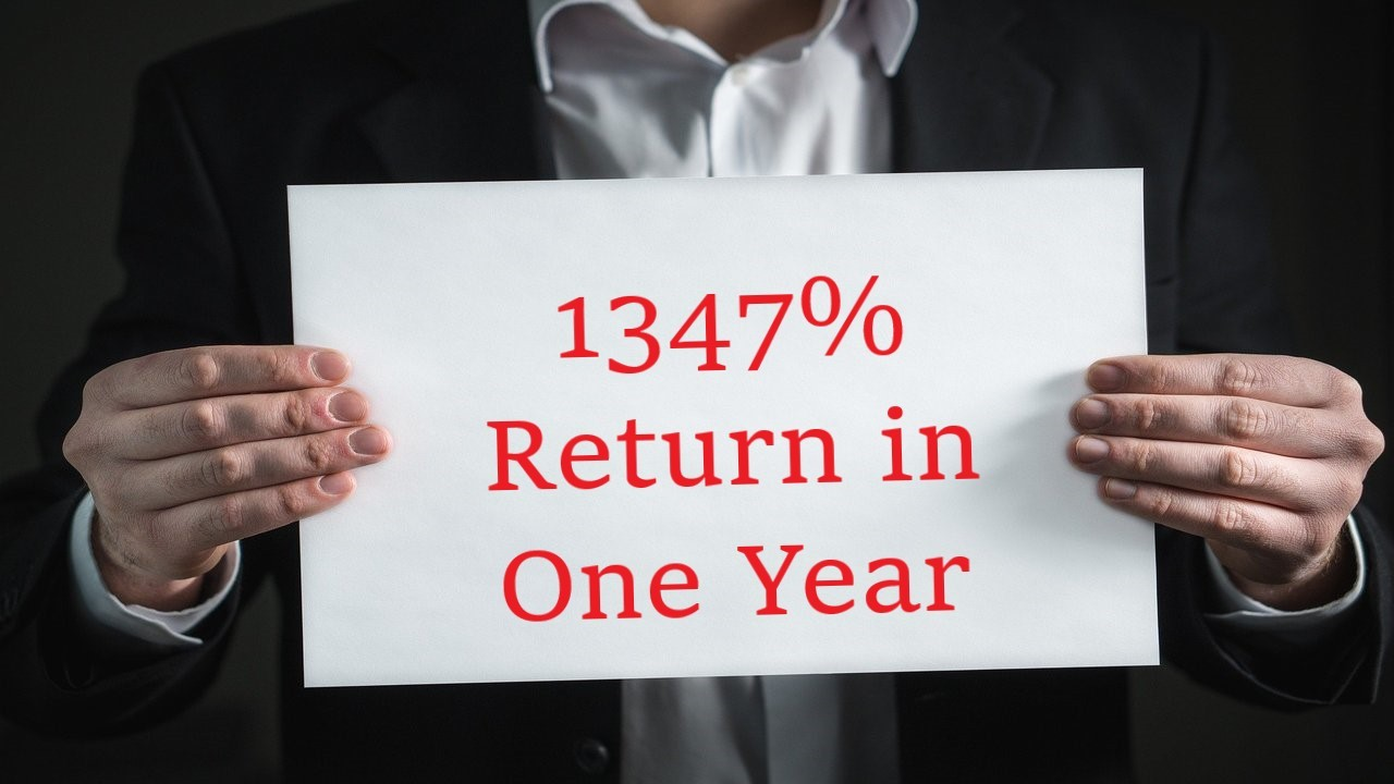 7NR Retail Limited: 1347% Return in One Year